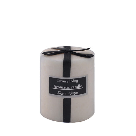 Vanilla Scented Candle, 3 X 3