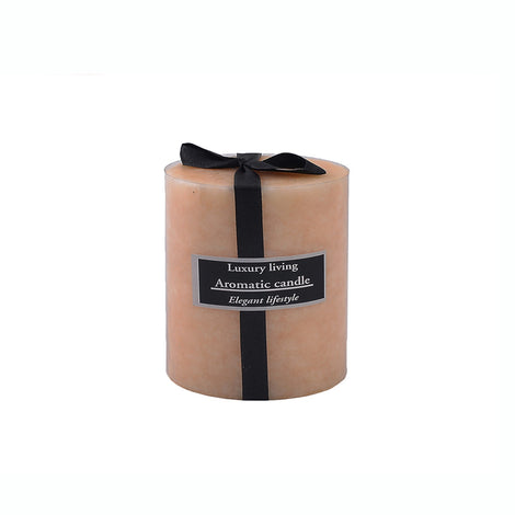 Caramel Scented Candle, 3 X 3