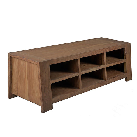 Natural Finish TV Cabinet