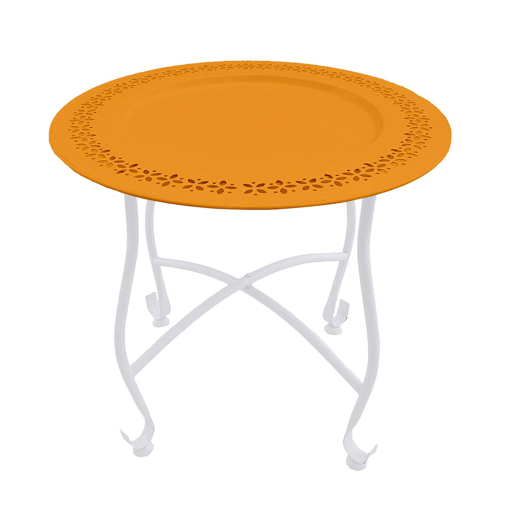 Moroccan Table: Orange