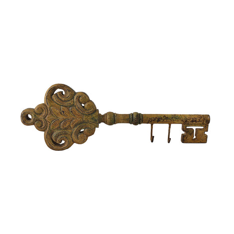 Antique Gold Key Hook/ Hanger