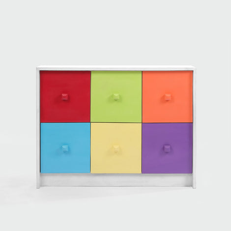 Rubiks Chest Of Drawers