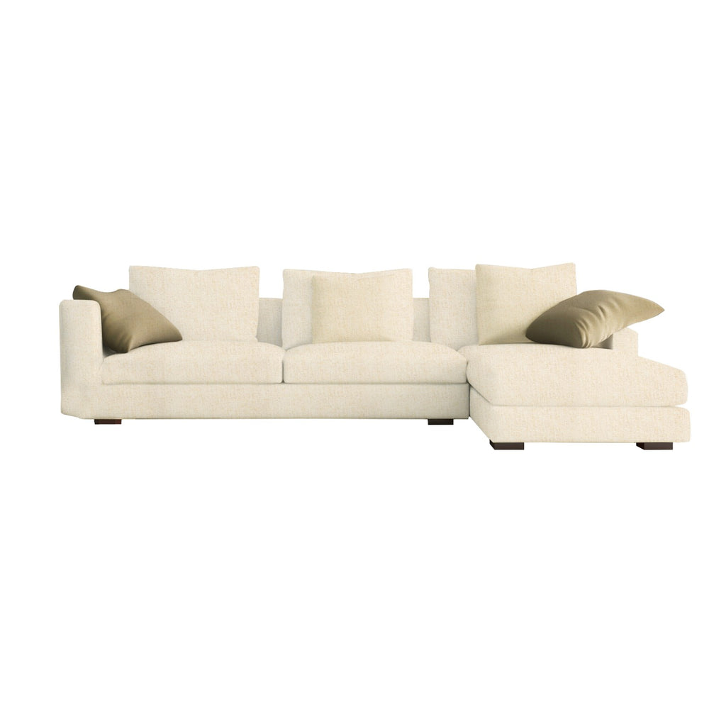 L-Shaped 4 Seater Corner Sofa