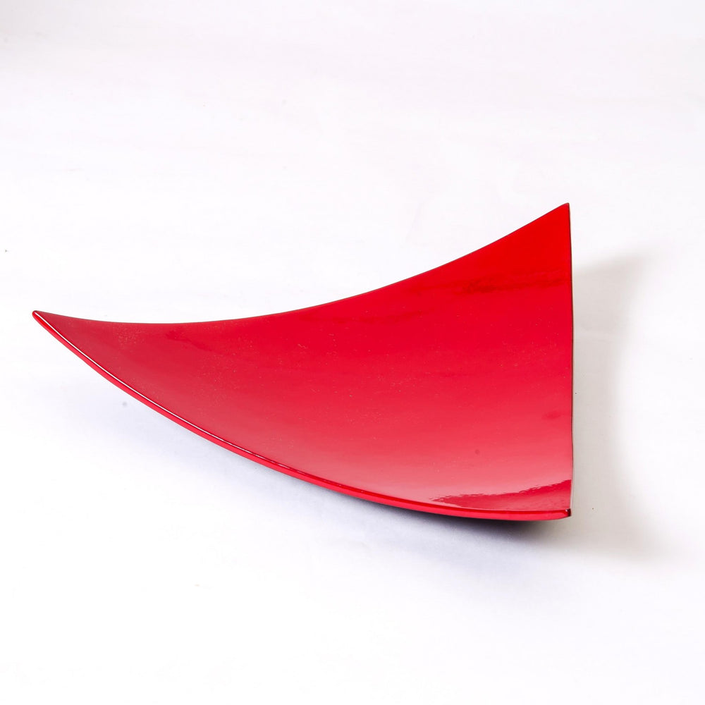 Triangular Appetizer Serving Dish