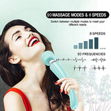 Cordless Wand Massager - Therapeutic Personal Massager - Sinful Sensual Dimensions