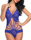 One Piece Lace Teddy Sexy Babydoll Bodysuit