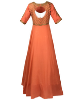 KYLAH ANARKALI GOWN - Leharr Collection