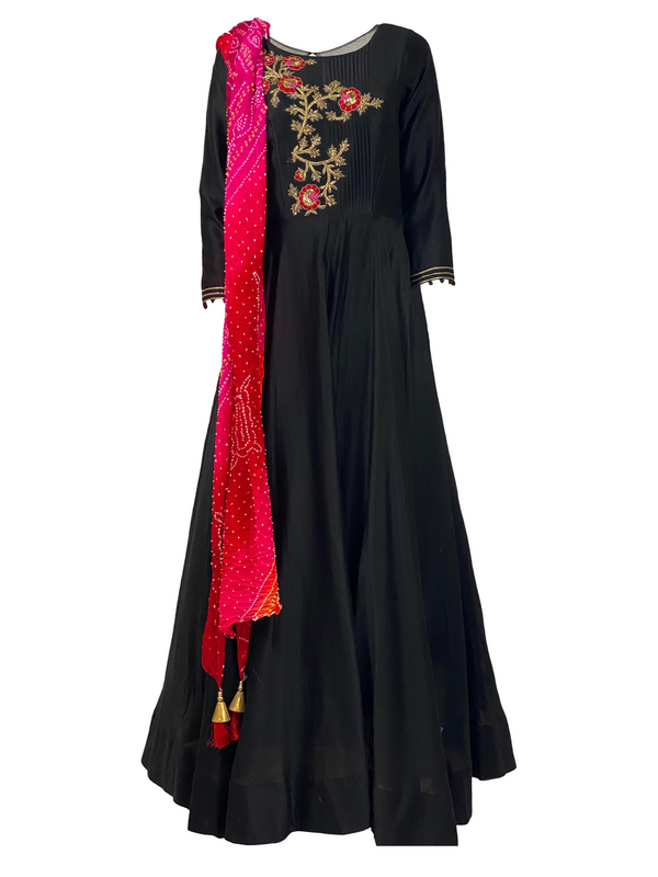 VIKI ANARKALI GOWN