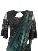 AURORA SAREE SET - Leharr Collection