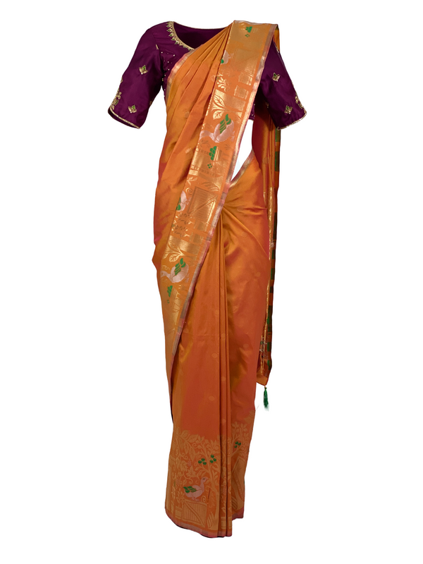 VIOLA SAREE SET