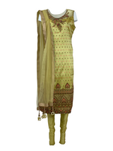 CANARY SALWAR SUIT