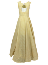 SUNFLOWER ANARKALI GOWN