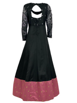 VANTA ANARKALI GOWN - Leharr Collection