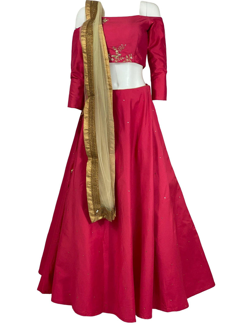 MALIA LEHENGA SET - Leharr Collection