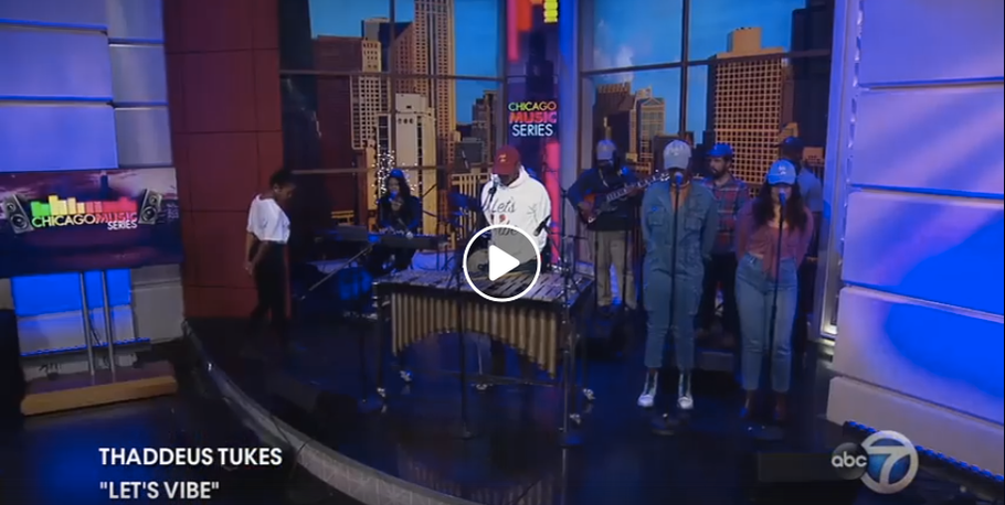 "WATCH: ""Let's Vibe"" on Windy City Live"