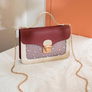Star Sequin Crossbody Bag