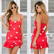 Cherry Mini Dress