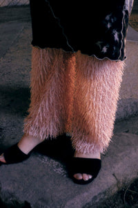 Shaggy Knit pants