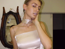 Load image into Gallery viewer, neckribbon Camisole nudepink