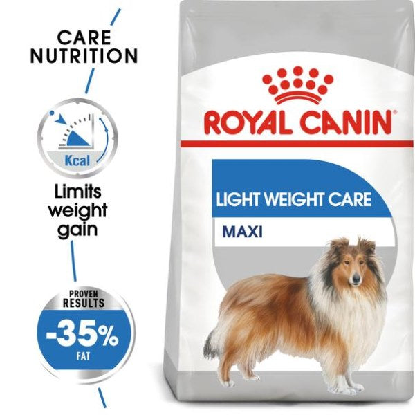 Royal Canin Maxi Light Weight Care Dry Adult Dog Food