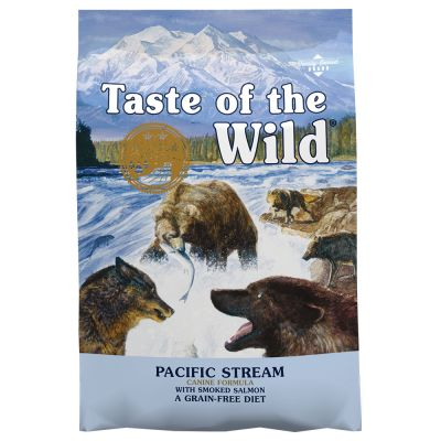 Taste Of The Wild Pacific Stream With Smoked Salmon 12.2kg