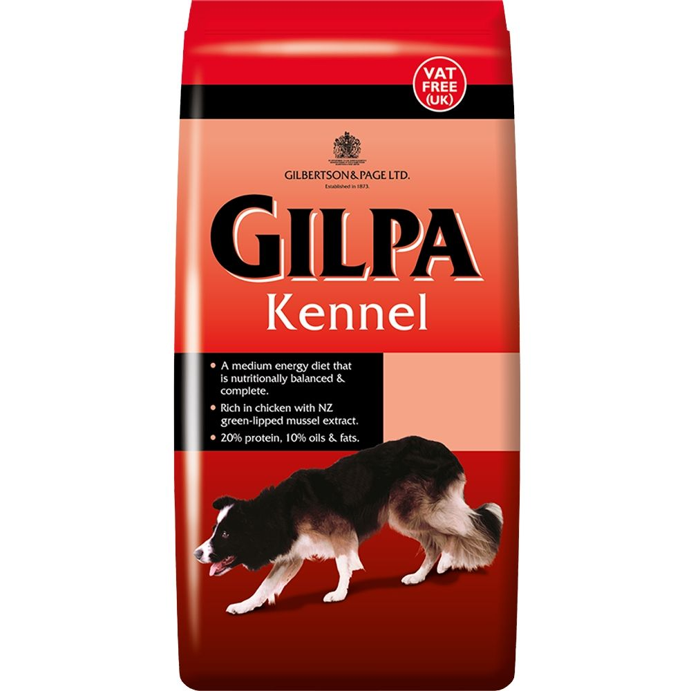 Gilpa Kennel Dry Dog Food - 15kg