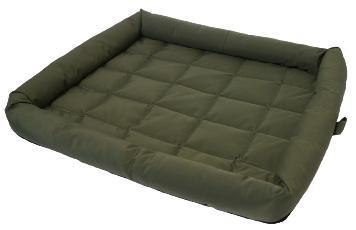 40 Winks Water Resistant Crate Mattress Country Green