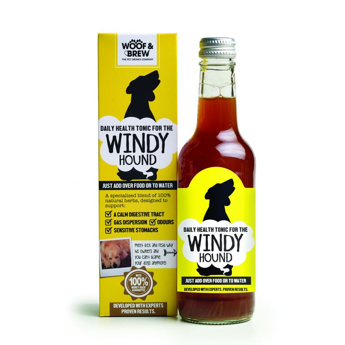 Woof & Brew Tonic 330 ml