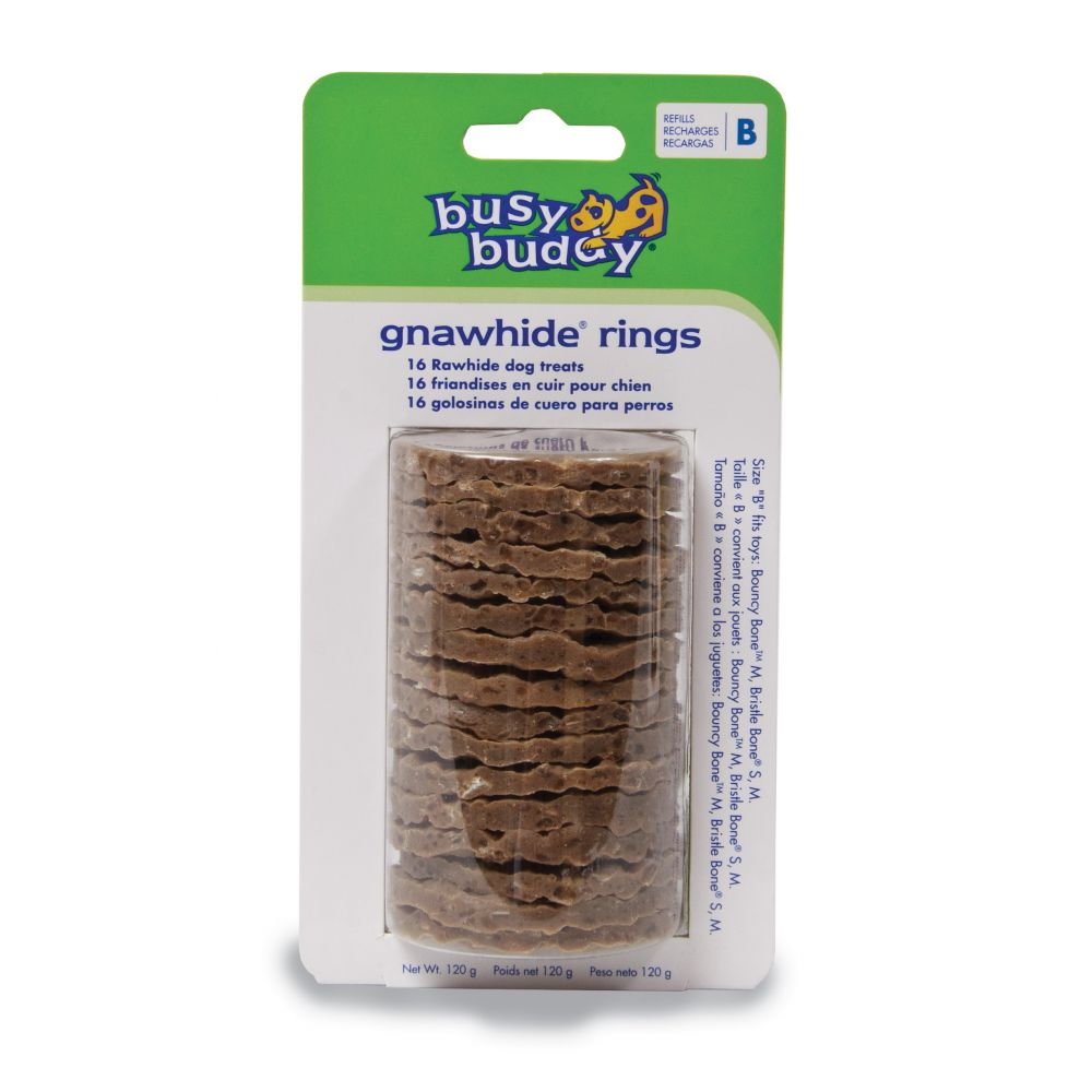 Busy Buddy Bristle Bone Refills