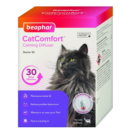 Beaphar CatComfort Calming Diffuser Starter Kit 48ml