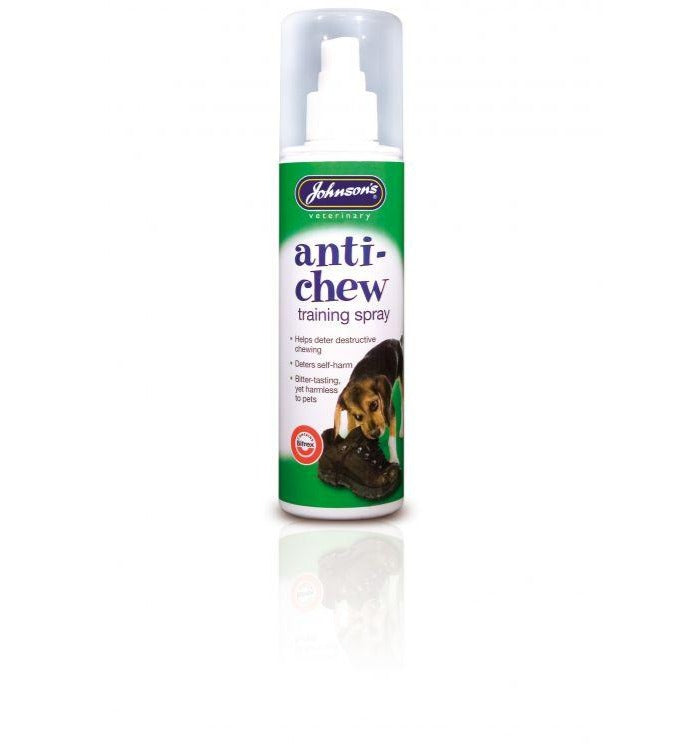 Johnsons Anti Chew Traning Spray 150ml