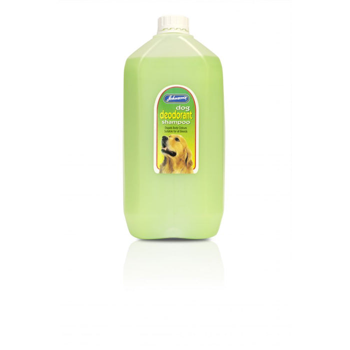 Johnsons Dog Deodorant Shampoo