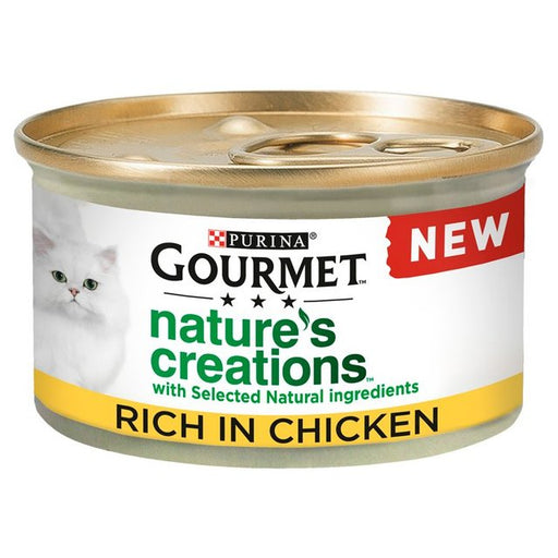 Gourmet Nature's Creations Chicken 12x85g