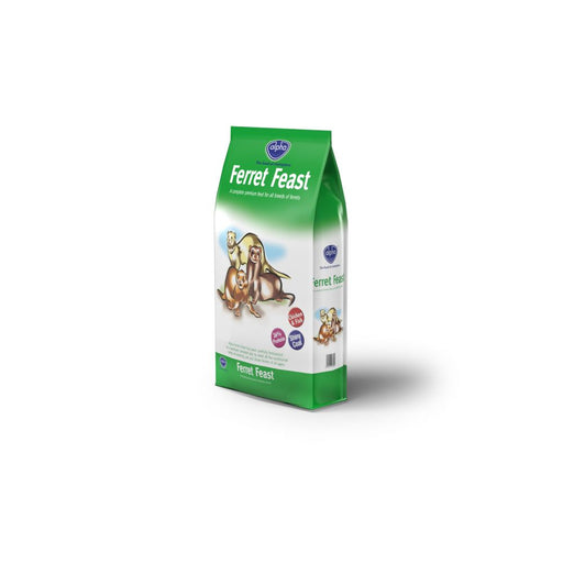 Alpha Ferret Feast Ferret Food - 2.5kg