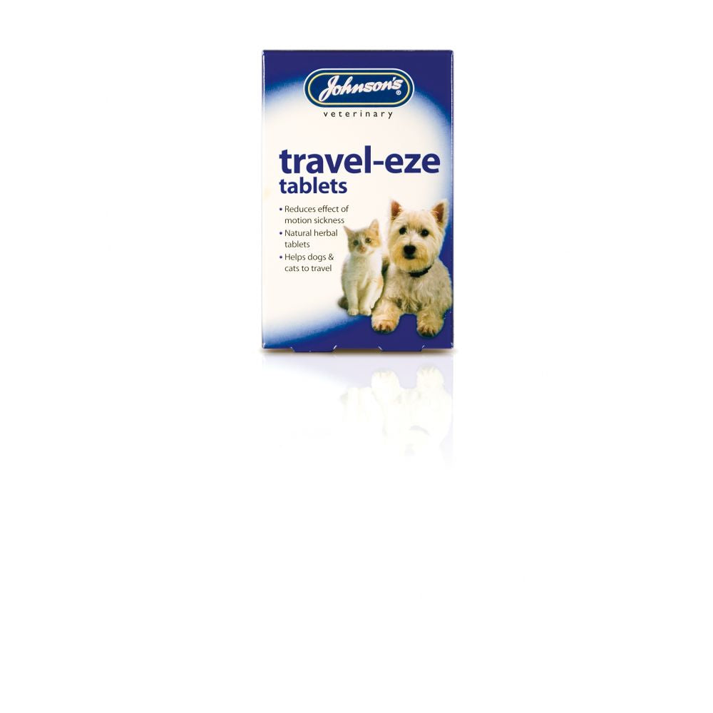 Johnsons Travel Caps Dogs 24s
