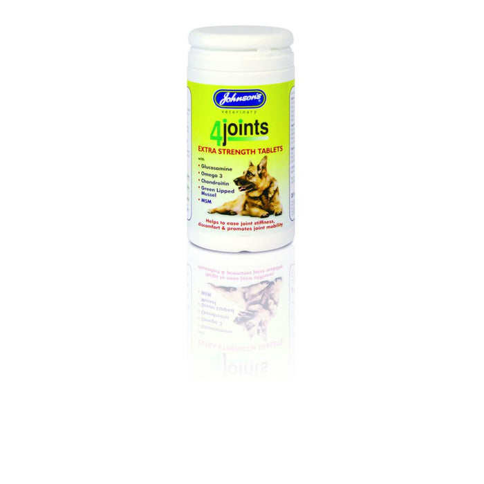 Johnsons 4 Joints Tablets 30tab