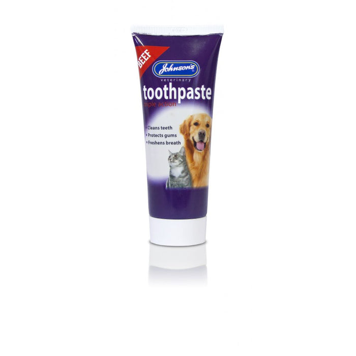 Johnsons Toothpaste Beef 50g