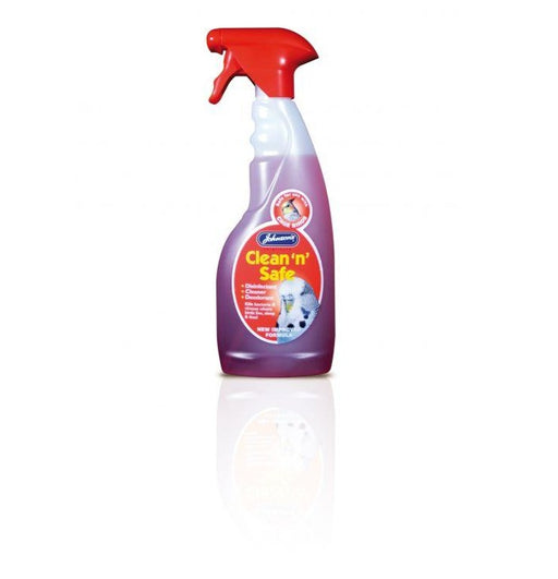 Johnsons Clean & Safe Birds Disinfectant 500ml