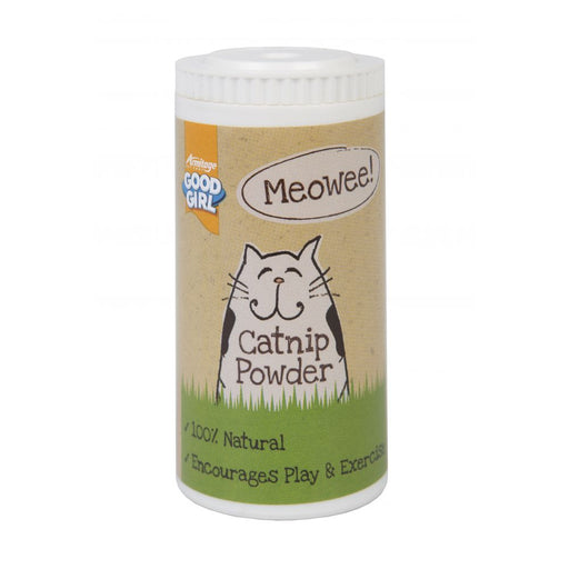 Good Girl Catnip Powder Cat Treats 20g