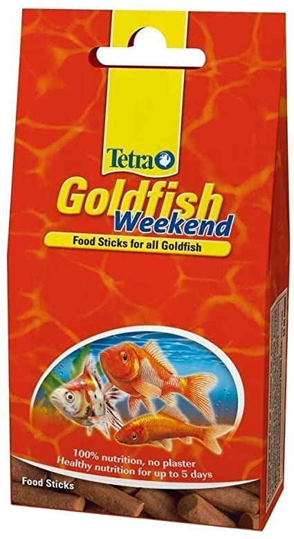 Tetra Goldfish Weekend Food 20g