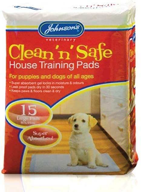 Johnsons House Training Pads