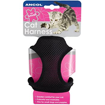Ancol Soft Nylon Cat Harness