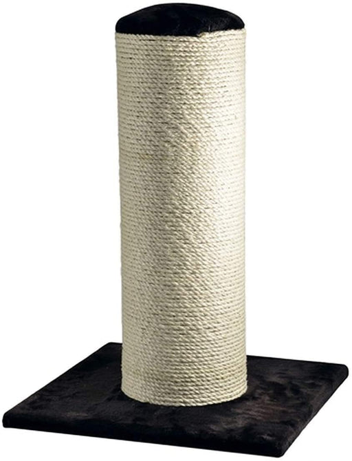 Ancol Acticat Fat Boy Scratch Post Chocolate 70cm