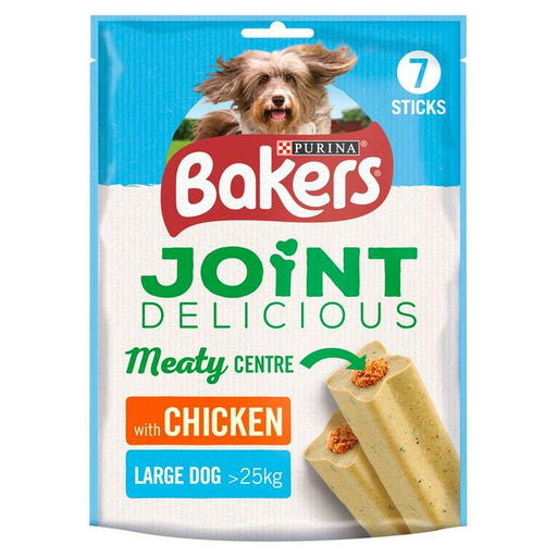Bakers Joint Delicious Large Chicken Dog Treat 240G
