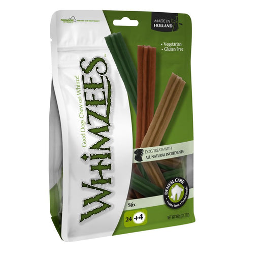 Whimzees 28 Stix Pre Pack Small