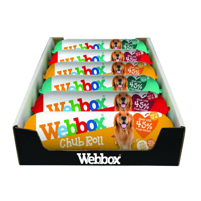 Webbox Chub Dog Food