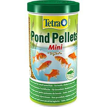 Pond Pellets Mini 1ltr