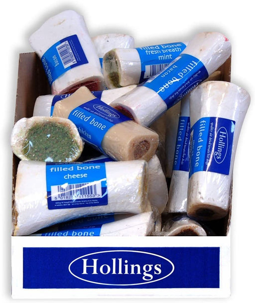 Hollings Filled Bone Assorted x 20