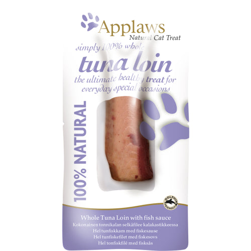 Applaws Natural Cat Treat Tuna Loin with Fish Sauce 30g