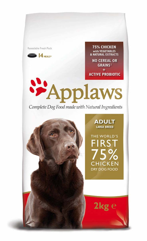 Applaws Chicken Large Breed Adult Dog Food - 2kg